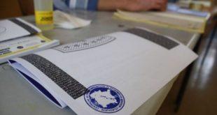 Paneli Zgjedhor për Ankesa dhe Parashtresa vendos për ankesat e partive jo serbe ndaj votave të Romania Iniciativa