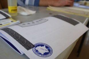 Rinumërimi i 141 vendvotimeve në Qendrën e Numërimit dhe Rezultateve pritet të përmbyllet gjatë ditës së sotme