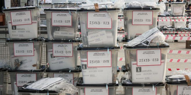 Në Komisionin Qendror të Zgjedhjeve deri të enjtën në mesnatë janë rinumëruar 12% pas vendimit të PZAP-it