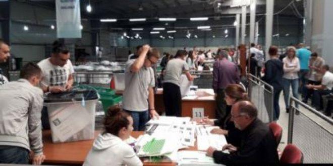 Valmir Elezi: Në 370 vendvotime kandidatja apo kandidati kanë më shumë vota sesa subjekti politik