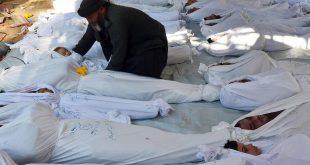 Plakut, Abu Amxhad të Eufratit, rusët ia shfarosën krejt familjen, të cilën e varrosi vetë