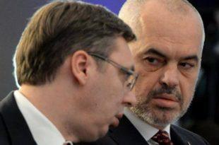 Kryeministrat: Rama dhe Vuçiq kanë hapur Forumin e Sigurisë në Beograd