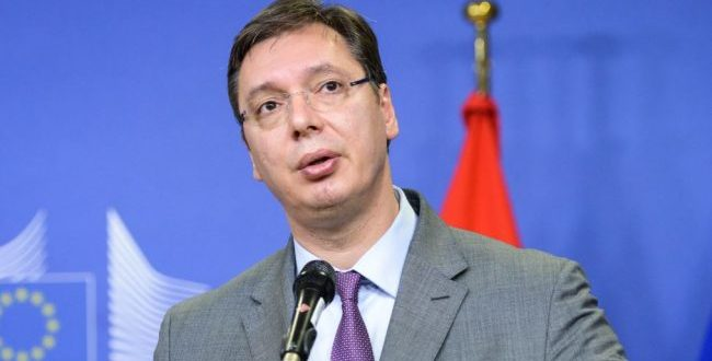 Vuçiq: Aktualisht nuk ka kurrfarë dialogu me Kosovën por as ide apo zgjidhje për të cilët po diskutohet