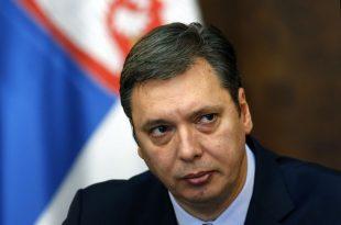 Kryetari serb, Vuçiq, urdhëroi që të gjitha njësitë ushtarake të jenë në gjendje gatishmërie të plotë