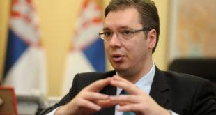 Kryetari serb, Aleksander Vuçiq: Nuk jemi më të dobët se shqiptarët, por më të dobët se Amerika
