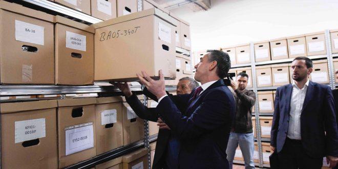 Kryekuvendari Veseli thotë se për krimet që kanë ndodhur ndaj shqiptarëve ka për t'u përgjigjur shteti serb