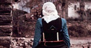 """Arrestimi i Zana Muratit nga xhandarmëria serbe, fragment nga romani në dorëshkrim, """"Betimi i motrës"""""""