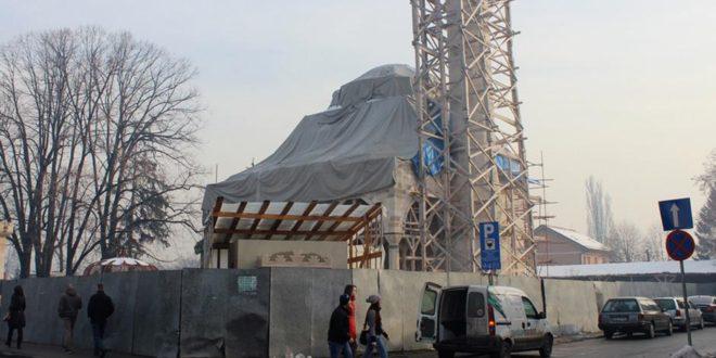 """Xhamija """"Arnaudije"""", në Banja Llukë e vetmja që ende nuk është riparuar nga shkatërrimi në vitin 1993"""