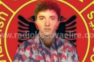 Xhavit Ragip Kozhani (19.3.1966 - 26.5.1999)