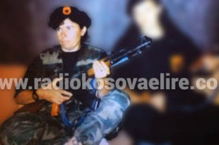 Xhevë Avdyl Krasniqi - Lladrovci (1.6.1955 - 22.9.1998)