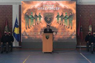 Kryeministri Hoti: Qeveria e Kosovës do të mundësoj zhvillimin dhe modernizimin e Forcës së Sigurisë së Kosovës