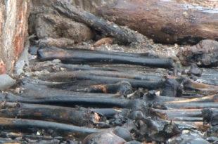 Në Zajaz të Kërçoves, u nxorën eshtrat e të masakruarve shqiptarë gjatë viteve 1912-1914