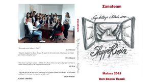"""Albert Z. Zholi: """"ZANATEAM - Sipërmarrësit e së nesërmes"""""""