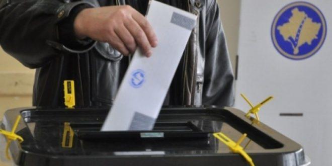 Zgjedhjet ne veri te Kosoves