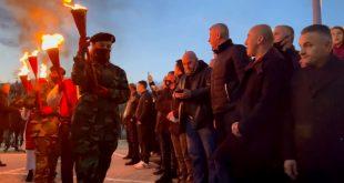 """Manifestimet treditore të Epopesë së Ushtrisë Çlirimtare të Kosovës janë përmbyllur me """"Natën e Zjarreve"""", në Prekaz"""