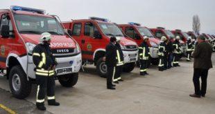 Sot është dita botërore e zjarrfikësve ku në shumë vende organizohen aktivitete në shenjë respekti për ta