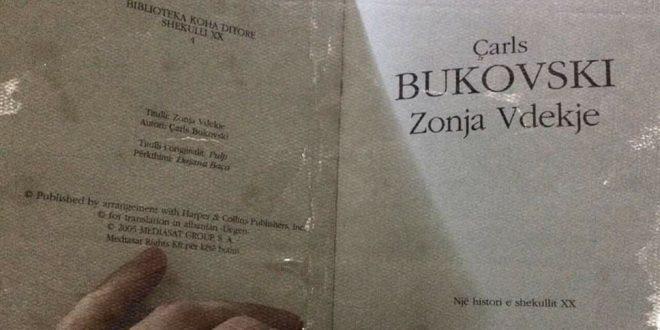 Ahmet Qeriqi: Zonja Vdekje e botës së kapitalit, në romanin e Çarls Bukovskit