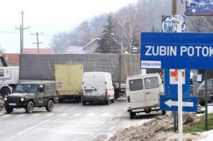 Udhëheqës të Komunës së Zubin-Potokut kanë kërcënuar me vendosje të barrikadave