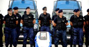 Përkujtohet polici, Enver Zymberi në 5-vjetorin e rënies